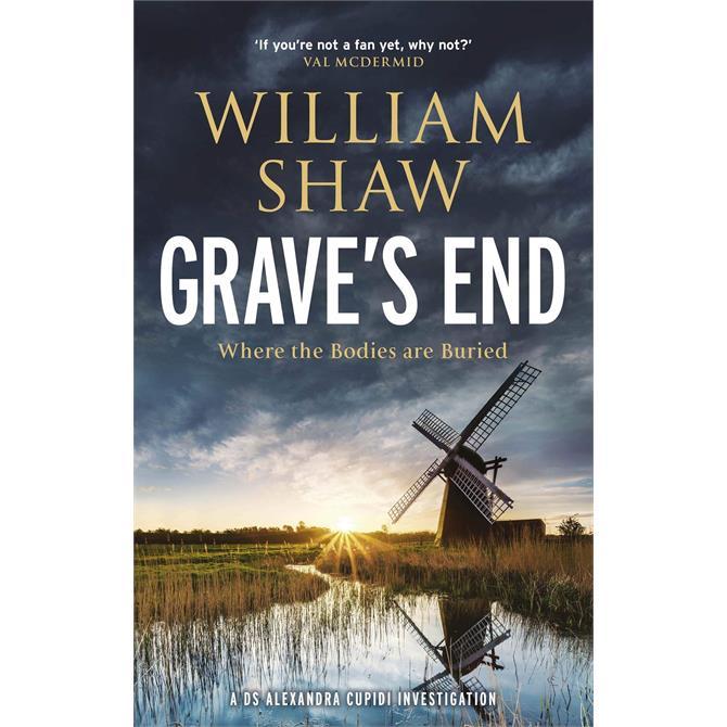 Grave's End (Hardback) William Shaw