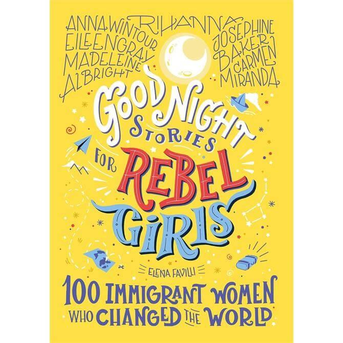 Good Night Stories For Rebel Girls By Elena Favilli (Hardback)