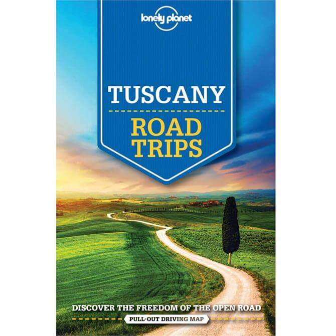 Lonely Planet Tuscany Road Trips Travel Guide (Paperback)