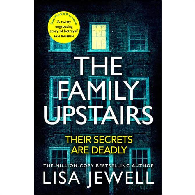 The Family Upstairs By Lisa Jewell (Hardback)