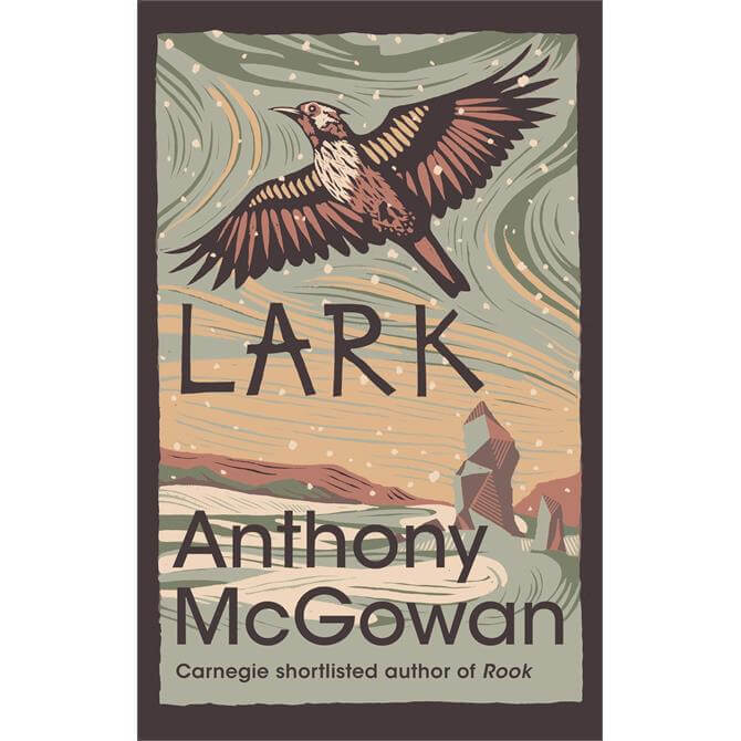 Lark The Truth of Things By Anthony McGowan (Paperback) Signed