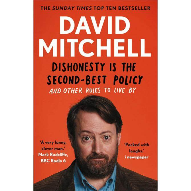 Dishonesty is the Second-Best Policy By David Mitchell (Paperback)
