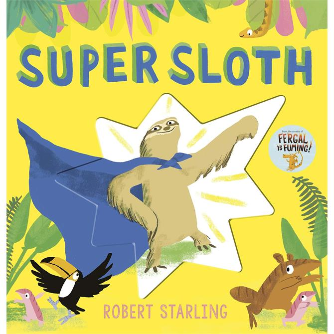 Super Sloth By Robert Starling (Paperback)