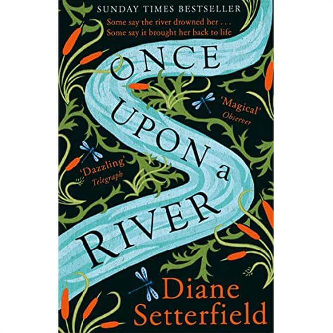 Once Upon a River By Diane Setterfield (Paperback)