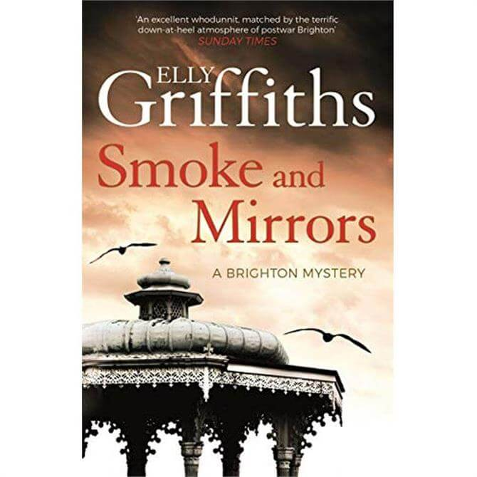 Smoke and Mirrors By Elly Griffiths (Paperback)