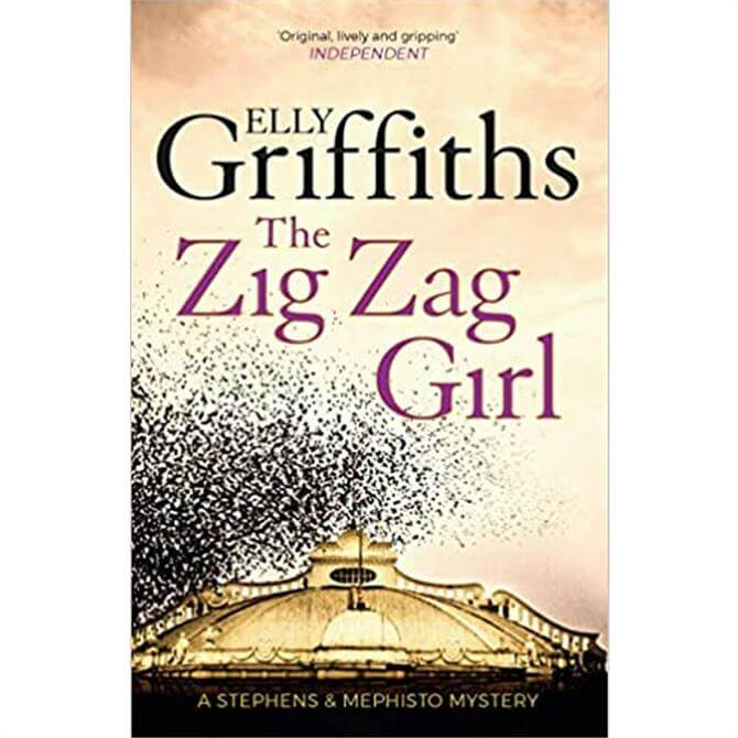 The Zig Zag Girl by Elly Griffiths (Paperback)