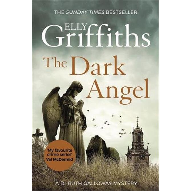 The Dark Angel By Elly Griffiths (Paperback)
