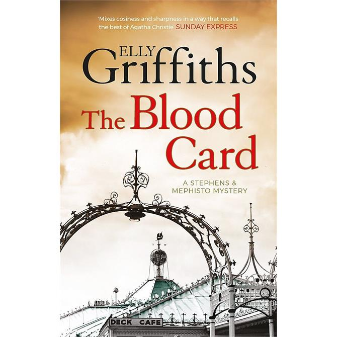 The Blood Card By Elly Griffiths (Paperback)