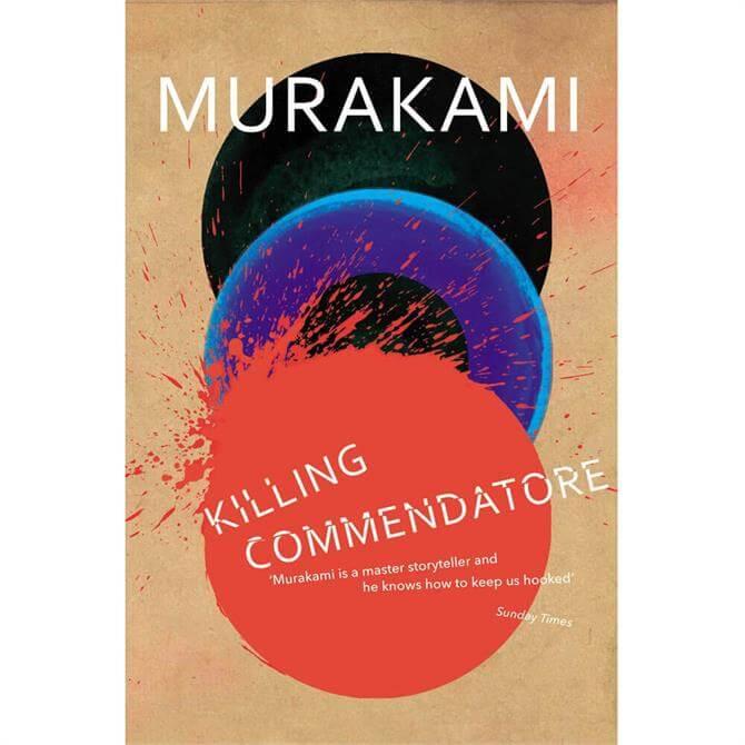 Killing Commendatore By Haruki Murakami (Paperback)