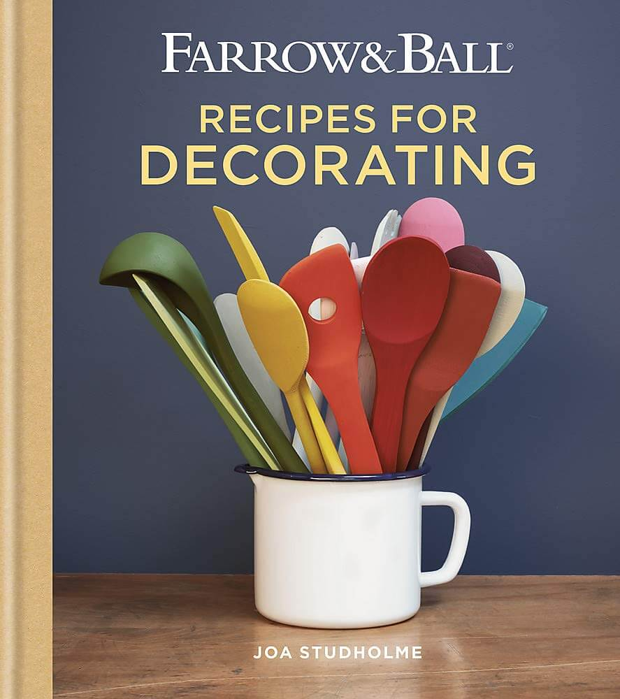 An image of Farrow & Ball Recipes for Decorating By Joa Studholme (Hardback)