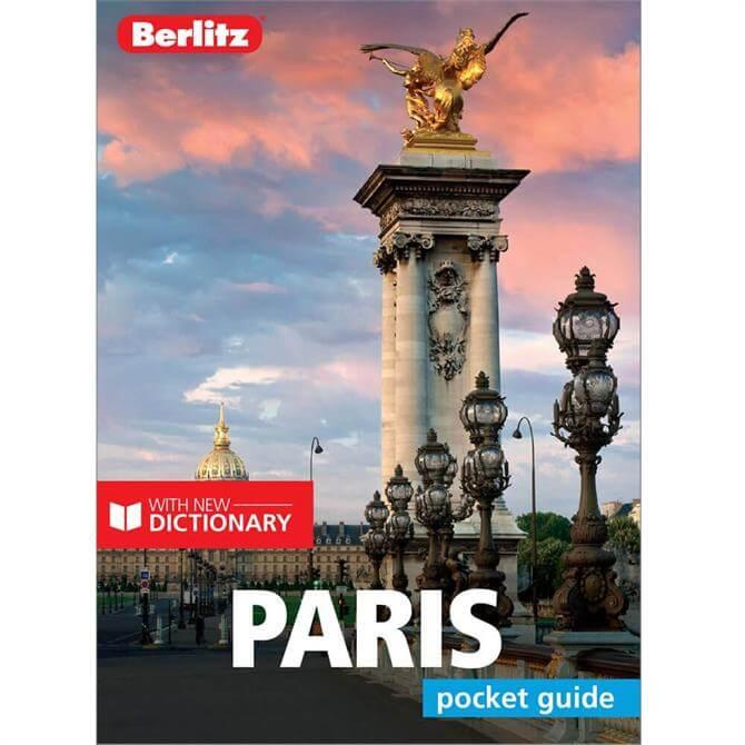 Berlitz Pocket Guide to Paris (Paperpack)