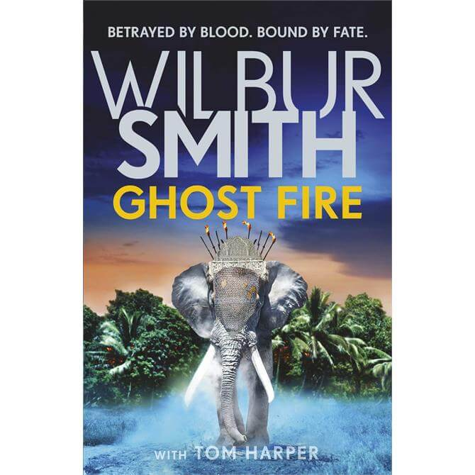 Ghost Fire By Wilbur Smith (Paperback)