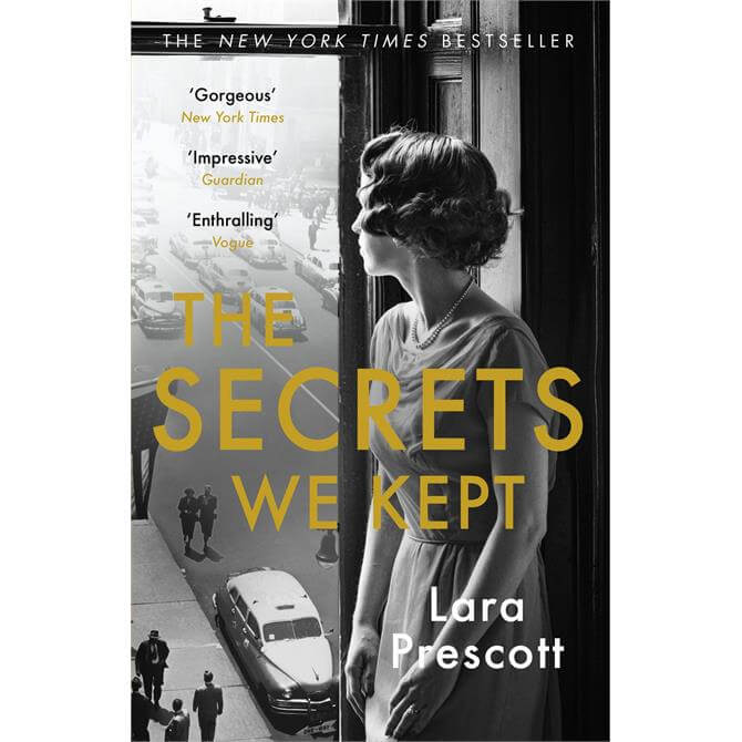 The Secrets We Kept By Lara Prescott (Paperback)