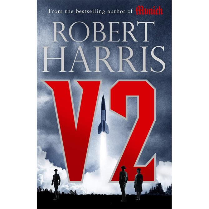 V2 By Robert Harris (Hardback)