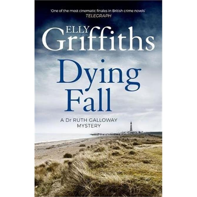 A Dying Fall By Elly Griffiths (Paperback)