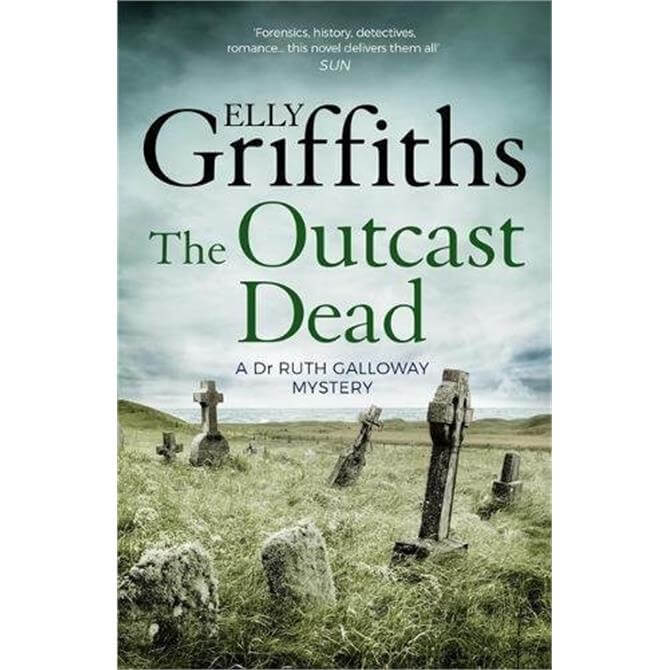 The Outcast Dead By Elly Griffiths (Paperback)