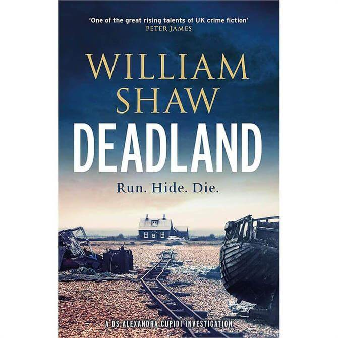 Deadland By William Shaw (Paperback)
