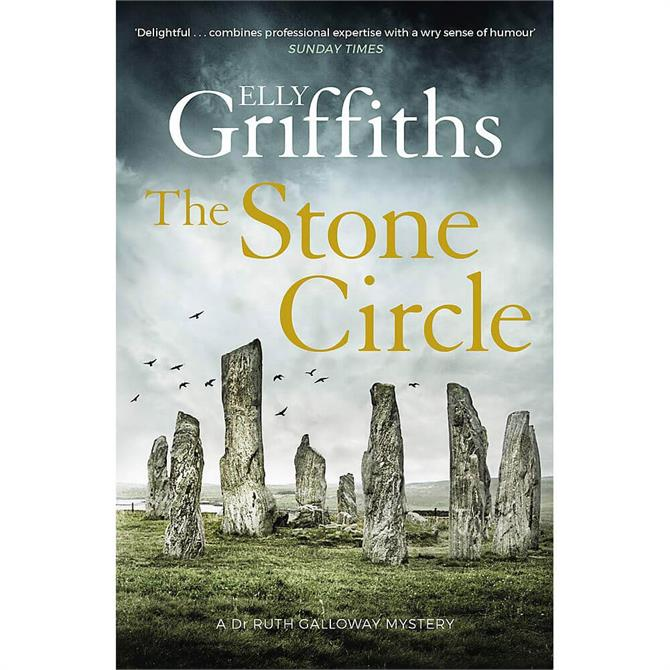 The Stone Circle By Elly Griffiths (Paperback)