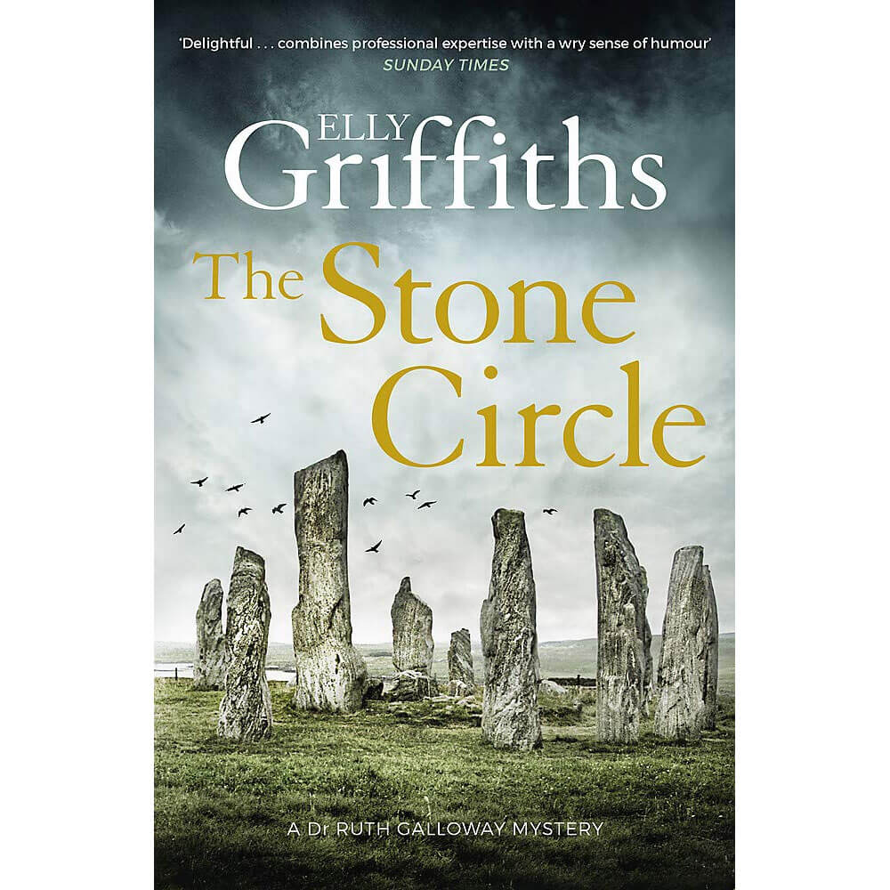 An image of The Stone Circle By Elly Griffiths (Paperback)