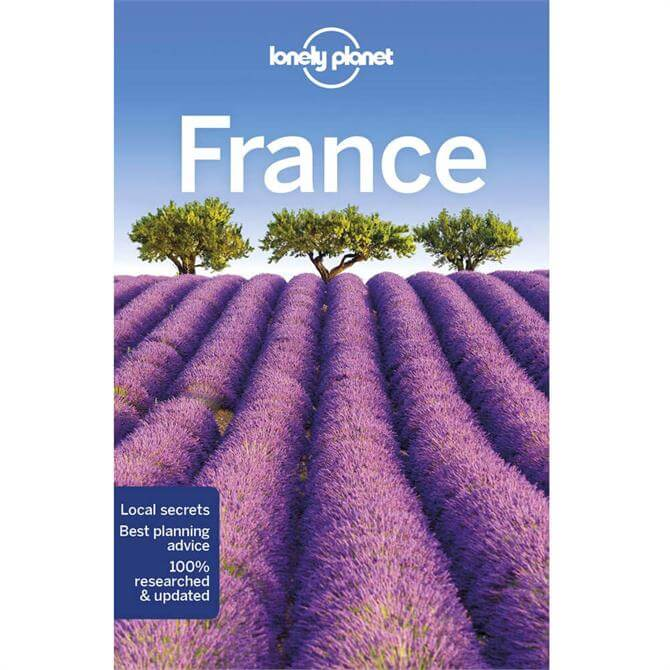 Lonely Planet France Travel Guide (Paperback)