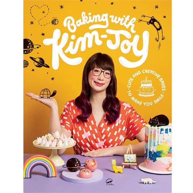 Baking with Kim-Joy By Kim-Joy (Hardback) Signed