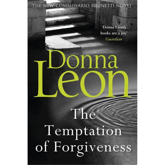 The Temptation of Forgiveness By Donna Leon (Paperback)