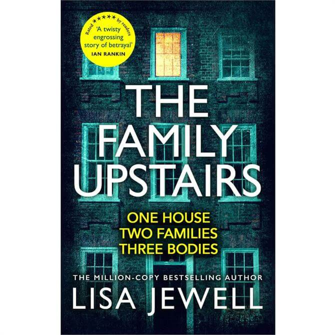 The Family Upstairs By Lisa Jewell (Paperback)