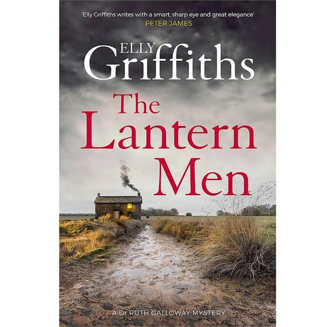 The Lantern Men By Elly Griffiths (Hardback) - Signed Copies Available