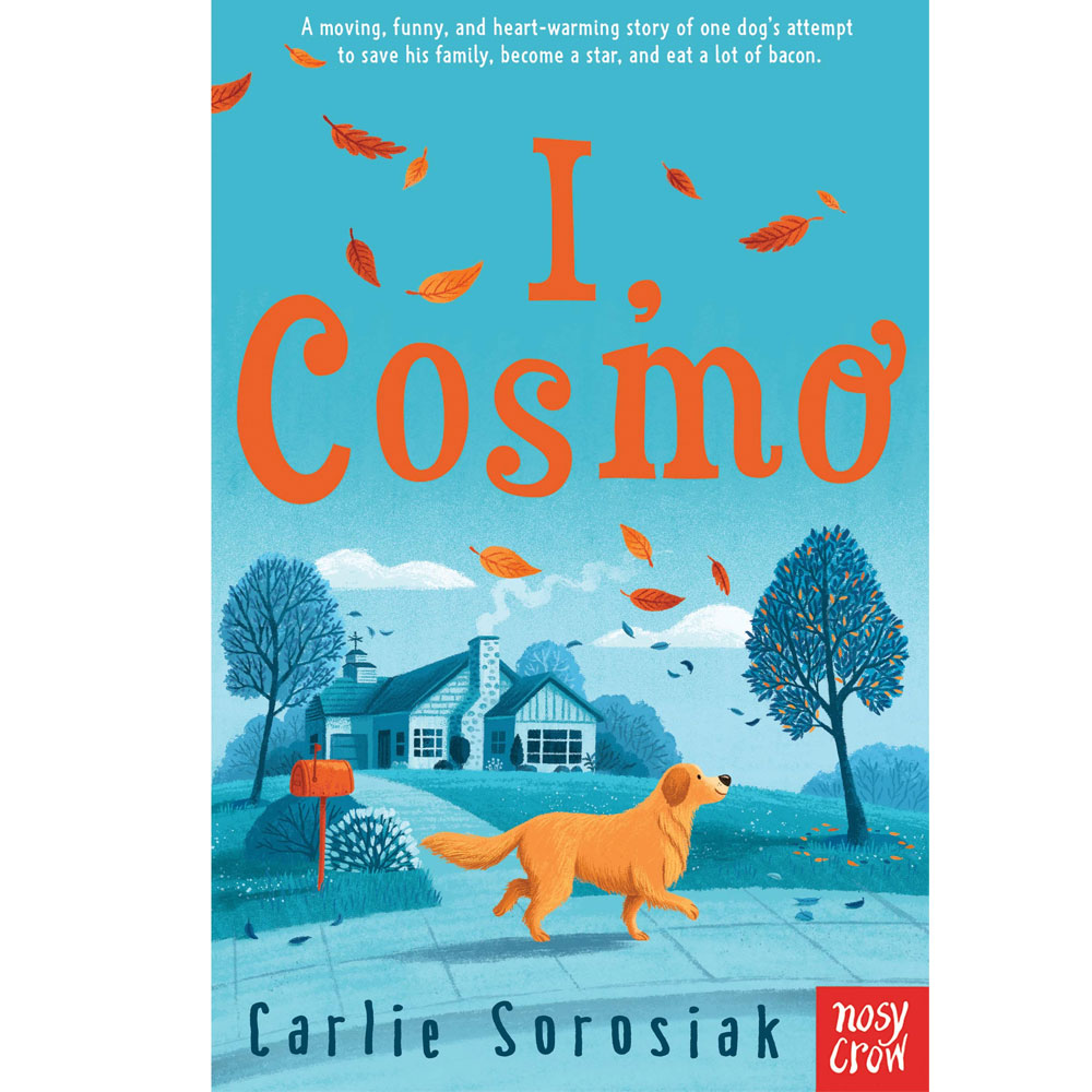 An image of I, Cosmo (Paperback) By Carlie Sorosiak