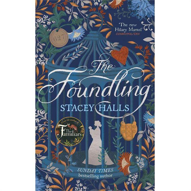 The Foundling By Stacey Halls (Hardback) Signed Copies Available