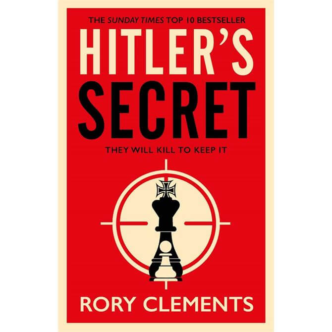 Hitler's Secret By Rory Clements (Paperback)