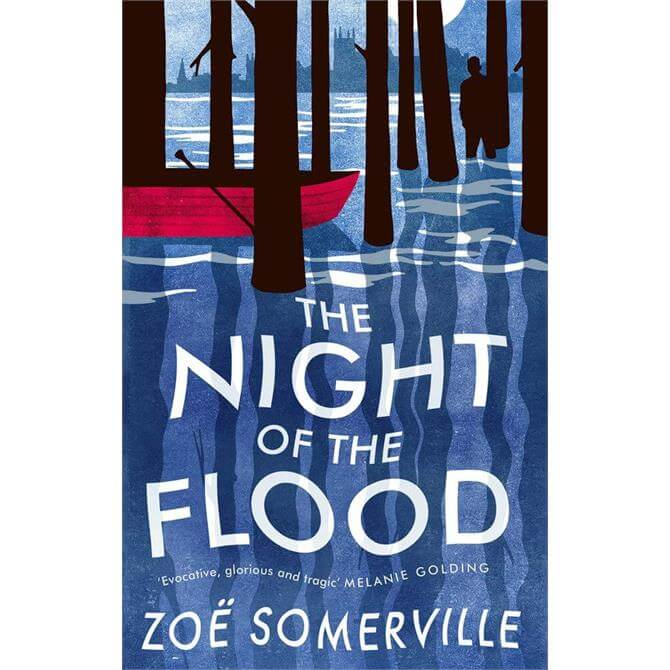 The Night of the Flood By Zoe Somerville (Hardback) Signed