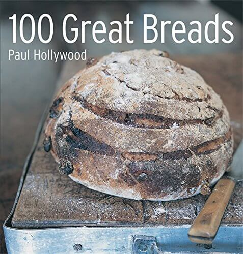 An image of 100 Great Breads By Paul Hollywood (Hardback)