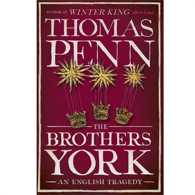 The Brothers York By Thomas Penn (Hardback)