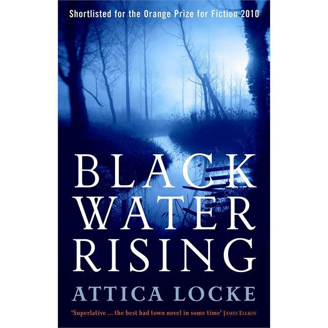 Black Water Rising By Attica Locke (Paperback)