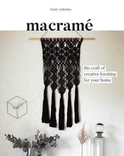 An image of Macrame: The Craft of Creative Knotting By Fanny Zedenius (Paperback)