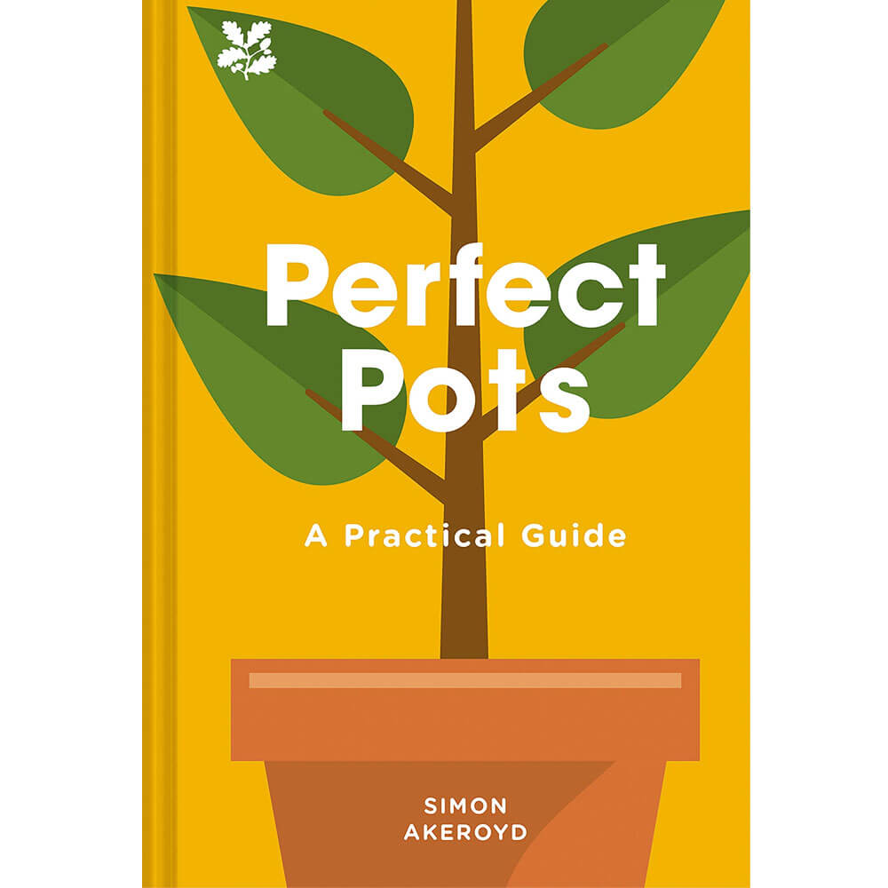 An image of Perfect Pots By Simon Akeroyd (Hardback)