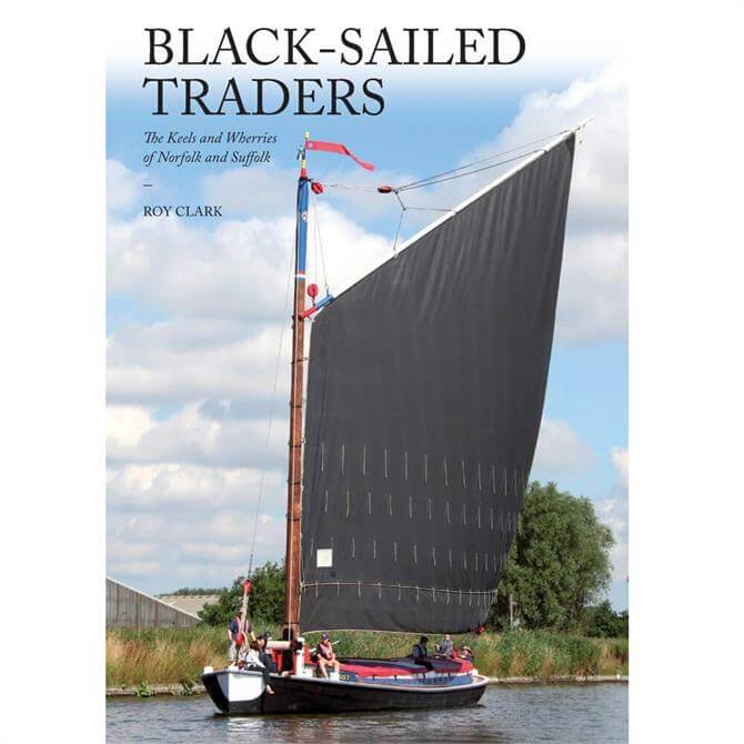 Black Sailed Traders By Roy Clark (Paperback)