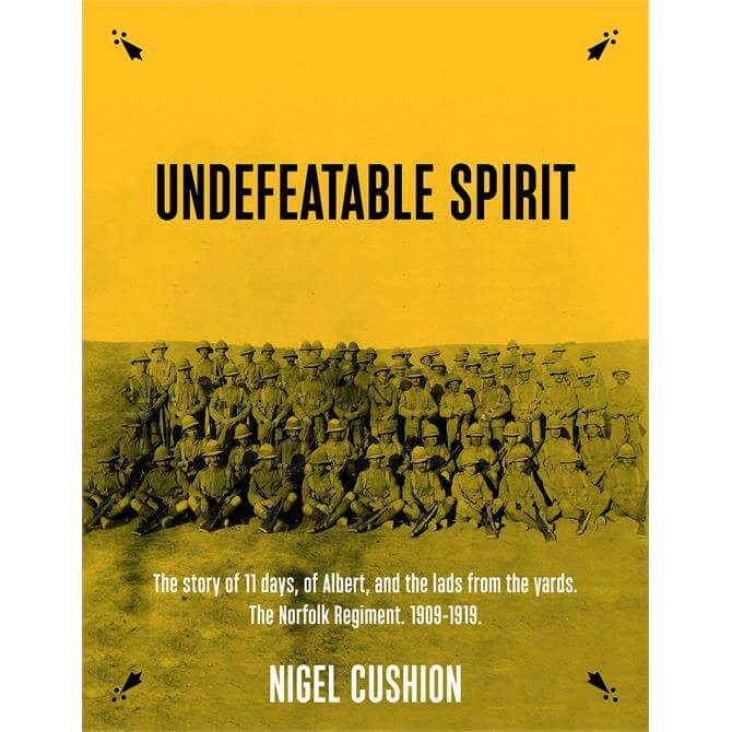 Undefeatable Spirit By Nigel Cushion (Paperback)