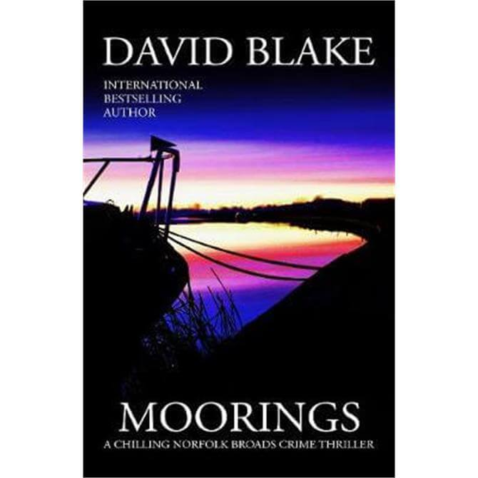 Moorings By David Blake (Paperback)