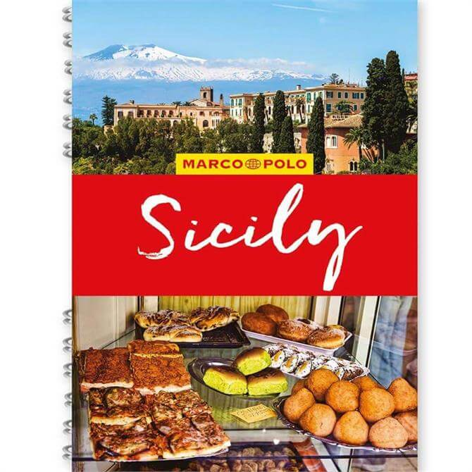 Sicily Marco Polo Travel Guide Spiral Travel Guide