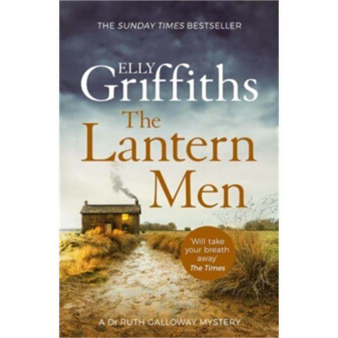 The Lantern Men By Elly Griffiths (Paperback)