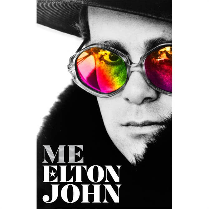 Me By Elton John Official Autobiography (Hardback)