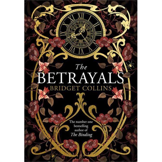 The Betrayals By Bridget Collins (Hardback) - Pre Order