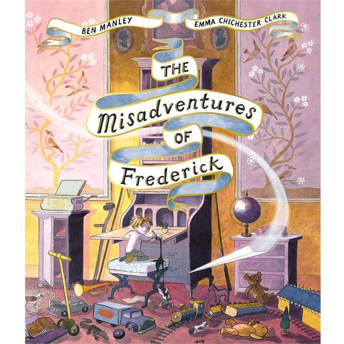 The Misadventures of Frederick By Ben Manley (Paperback)