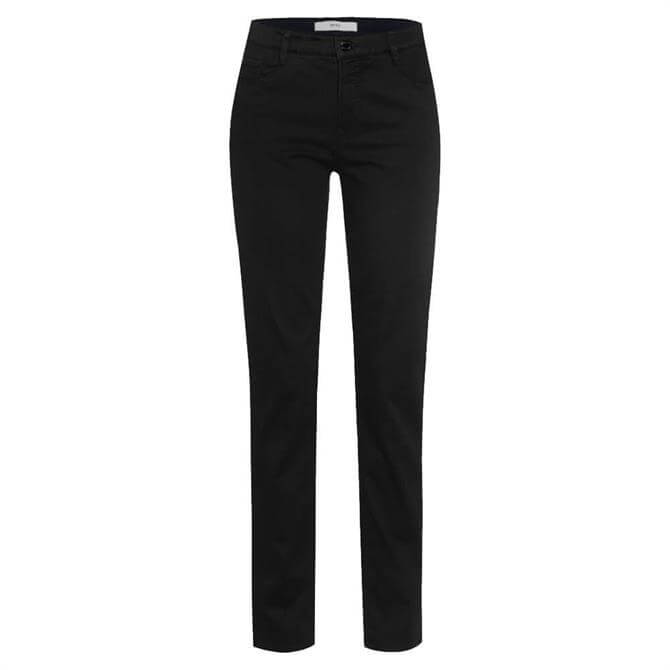 Brax Mary Classic Navy Slim Fit Trousers