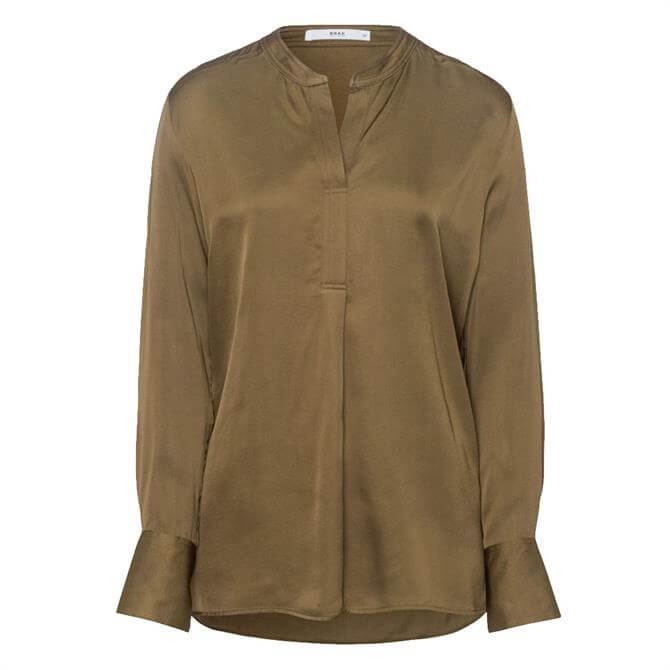 Brax Viscose Satin Blouse