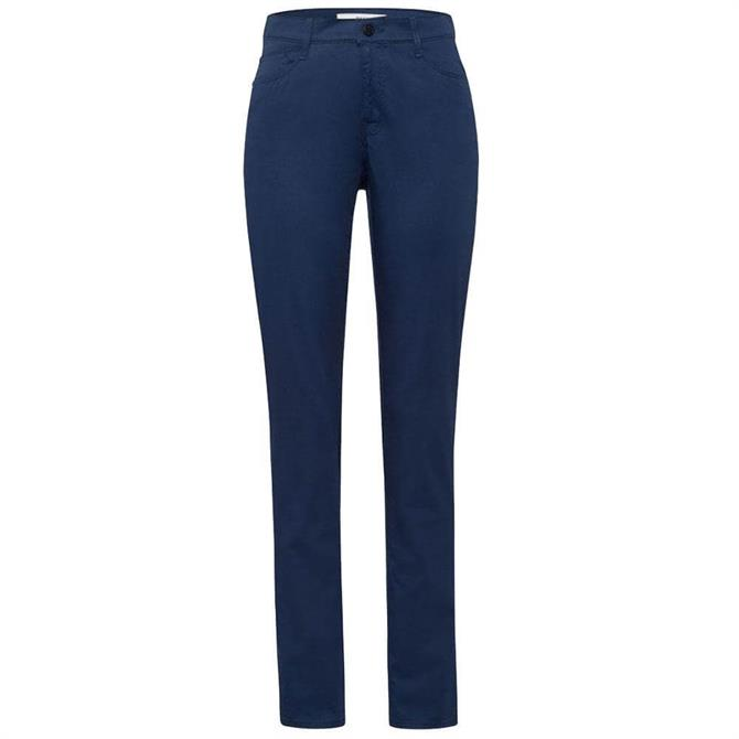 Brax Mary Five Pocket Stretch Cotton Trousers