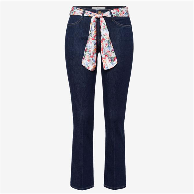 Brax Shakira Scarf Waist Jeans