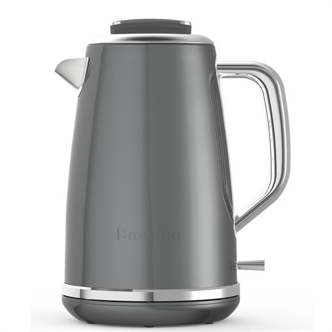 Breville Lustra 1.7L Grey Jug Kettle